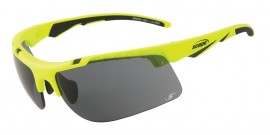 Striker Hi Vis Yellow Smoke