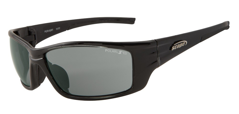 Spy Black Polarised