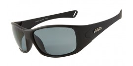 Street Walker Soft Touch Black Polarised