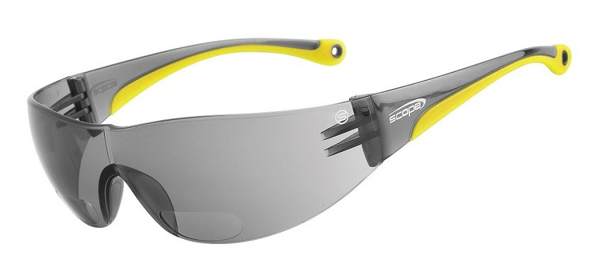 maxvue safety glasses Smoke